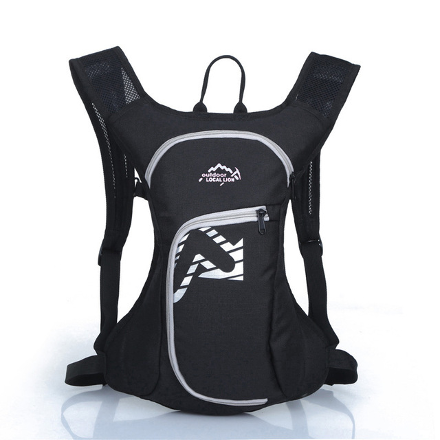 c1f1f4563e4d Locallion 12L Breathable Outdoor Running Bags Ultralight Small Hiking  Backpack Cycling Vest Running Marathon Hydration Backpack