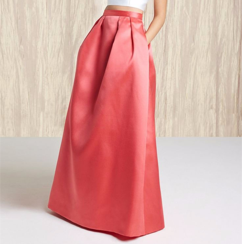 Maxi a line skirt – Modern skirts blog for you