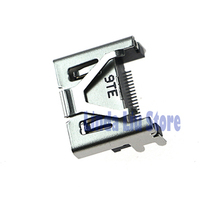 Image 5 - 3 stücke Original Neue HDMI Port Socket Interface Anschluss für PS4 Schlank pro HDMI buchse Motherboard Port Jack Verbinden
