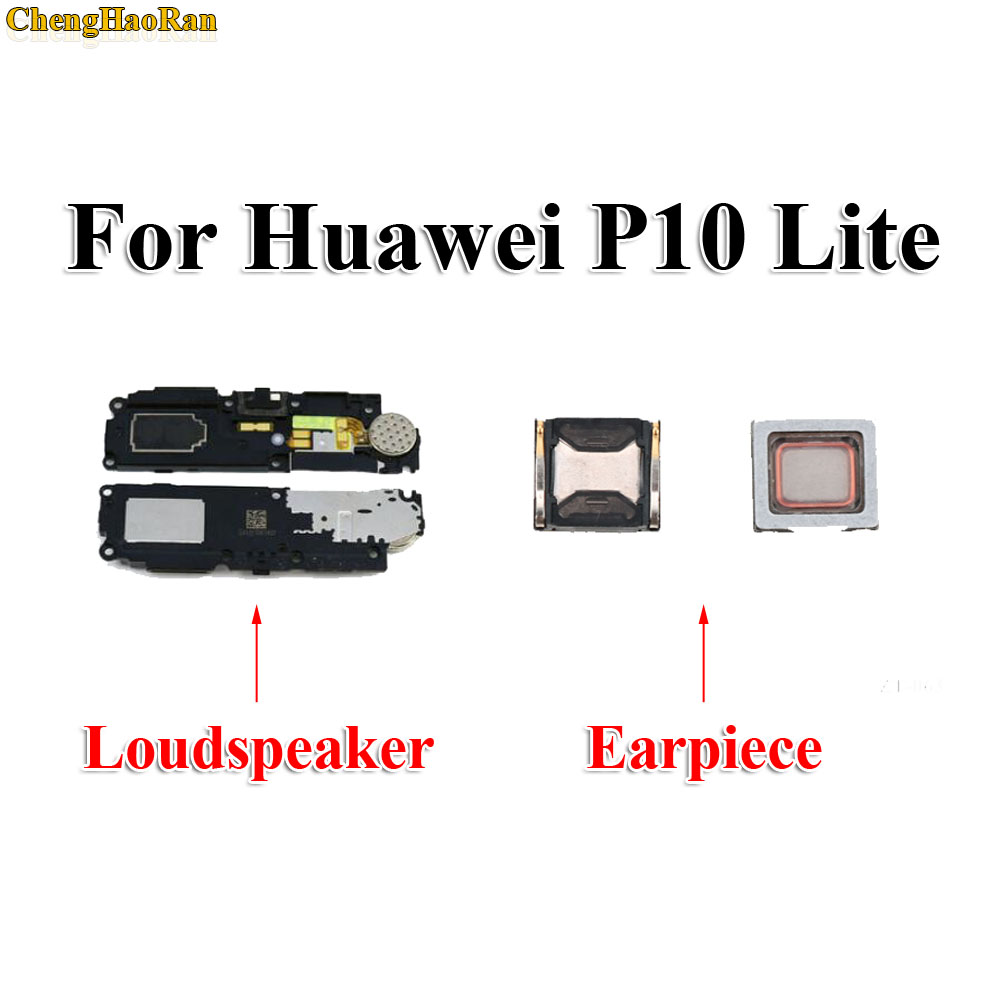 1pcs For Huawei P10 Lite Loud Speaker Buzzer Ringer Replacement Spare Parts For Huawei P10 Lite Earpiece High Quality