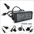 20V 3.25A 65W Laptop AC Adapter Charger For Cadernos Lenovo Ideapad B40 B50 G40 G50 Y40 Y50 Rectangle Plug