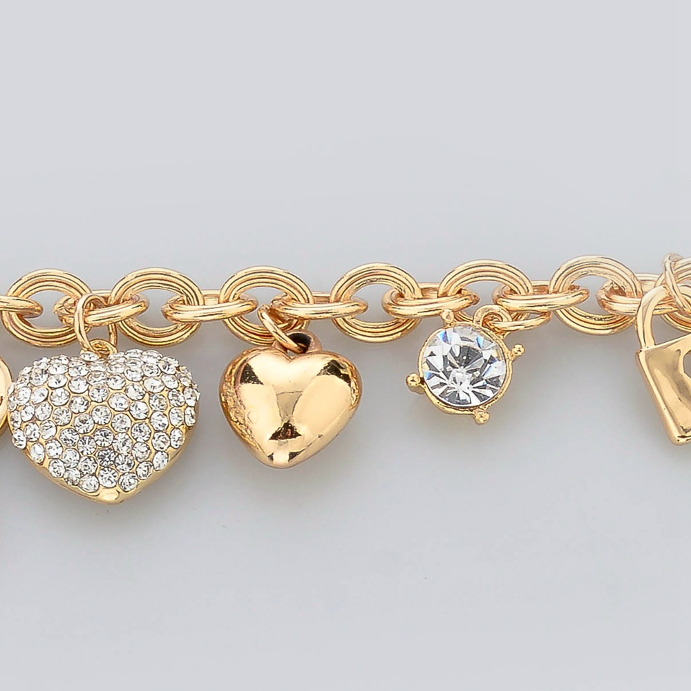 products dsc gold plated bracelet s joias