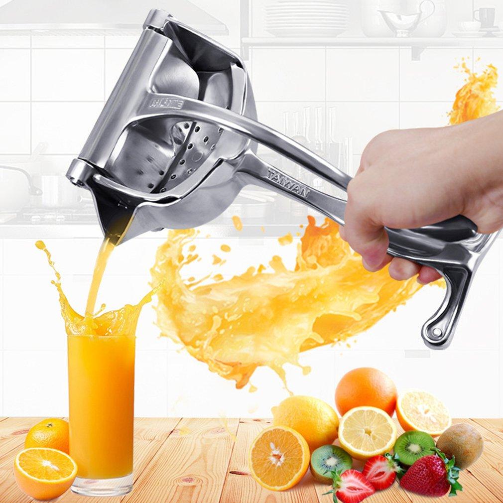 Manual Juicer Household Stainless Steel Baby Fruit Juicer Mini Juicer Creative Portable Durable Juicer