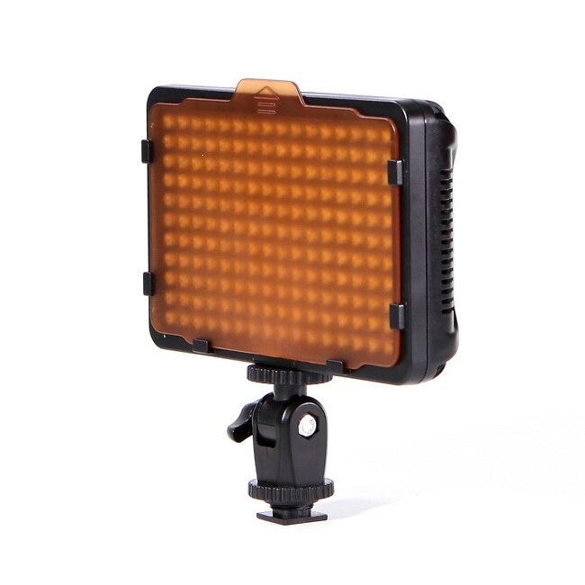 2016 vente Selens GE-176 5600 k vidéo Compact lumière LED pour DSLR caméra DV caméscope Photo