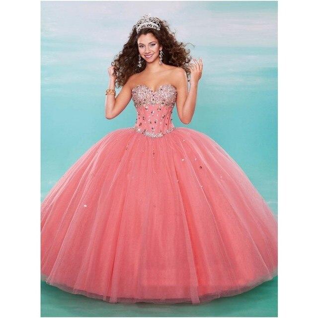 Sandía roja vestidos de bola de princesa formal fiesta de disfraces ...
