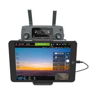 Image 4 - PGYTECH สำหรับ DJI Mavic MINI AIR 2 Pro ZOOM Spark รีโมทคอนโทรล 7 10 Pad ผู้ถือโทรศัพท์มือถือแบนวงเล็บ tablte stander