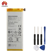 HuaWei Original HB4242B4EBW Battery For Huawei Honor 4X 6 H60-L01 H60-L02 H60-L11 Replacement Phone 3000mAh + Tool
