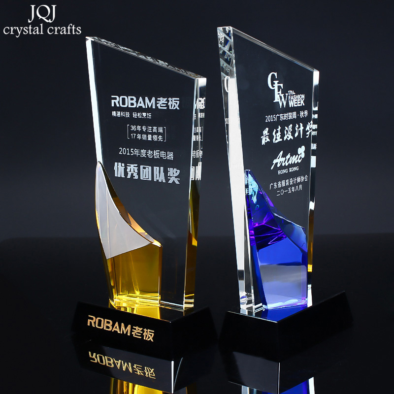 Customized DIY Cube Crystal Cube Miniature Glass Crafts Personalized Text Logo Engraved For Gifts Home Decoration