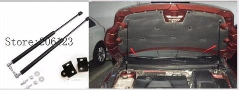 2005 2006 2007 2008 2009 2010 2011 para ford focus acessorios capo do carro gas