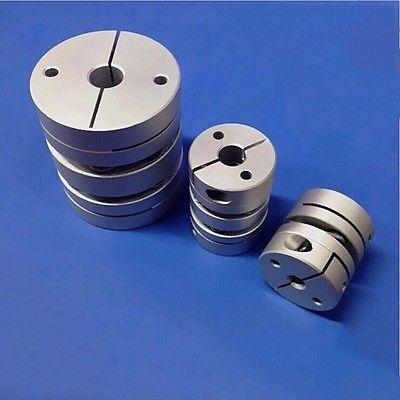 Mechanical Power Transmission Shaft Encoder Connect D34 L45
