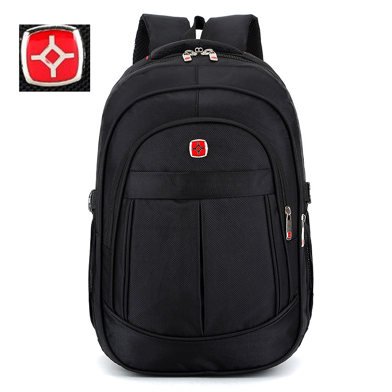 Swiss Multifunctional 17 Inch Men Women Boy Waterproof  Laptop Backpack Laptop Backpack  Nylon Men's Travel Bagpack Sac  A Dos