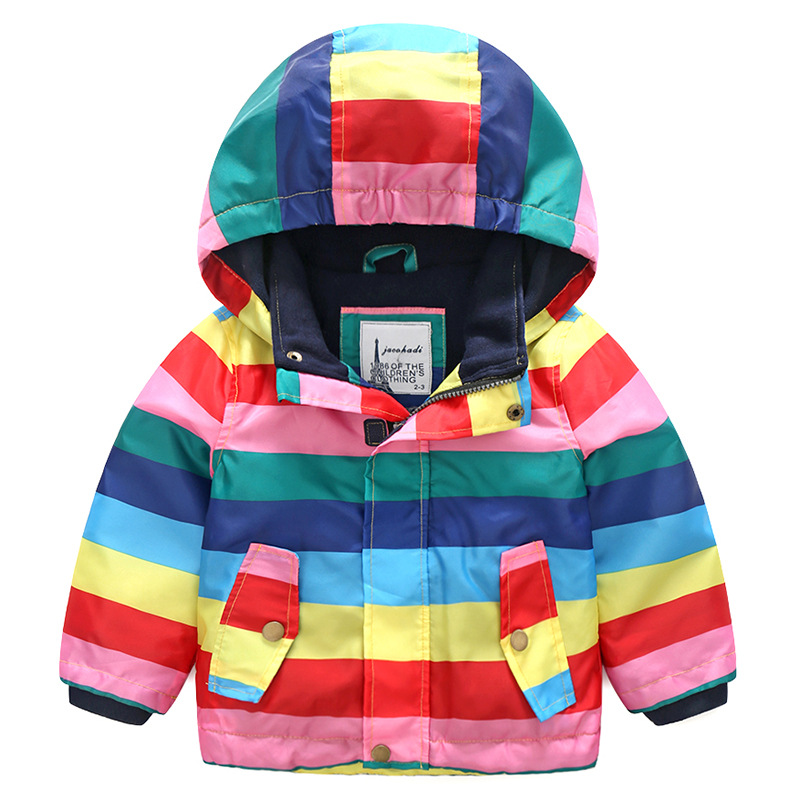 Winter Baby Boys Girls Warm Coats Waterproof Windproof Child Jackets Children Outerwear Kids Clothing For 2-8 Years Old casual 2016 winter jacket for boys warm jackets coats outerwears thick hooded down cotton jackets for children boy winter parkas