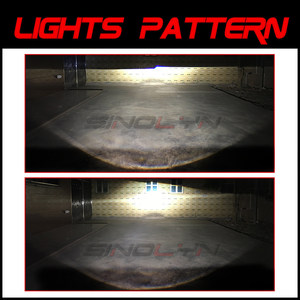 Image 5 - Sinolyn Bixenon Lens 3.0 D2S HID Projector Koito Q5 Headlight Lenses Full Metal Automobiles Kit H4 Car Lights Accessories Tuning