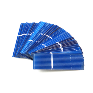 Image 3 - 50pcs/lot x Polycrystalline Silicon Solar cells Panel Painel DIY Charger Sunpower Solar Bord 52*19mm 0.5V 0.16W