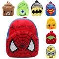 1-3 Years Old Plush Backpacks Toy Cartoon children school bags Kids backpacks kindergarten school bag Baby Gift Bag Mochila