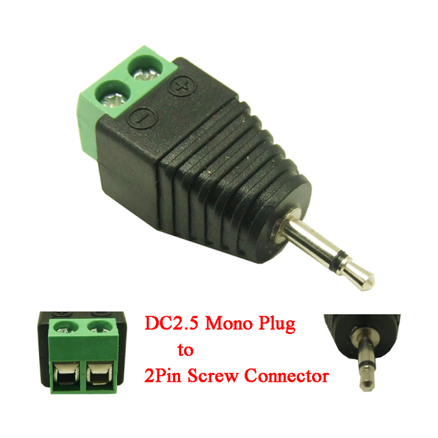 Aliexpress Com   Buy 10pcs 2 5mm Mono Audio Male Plug Jack