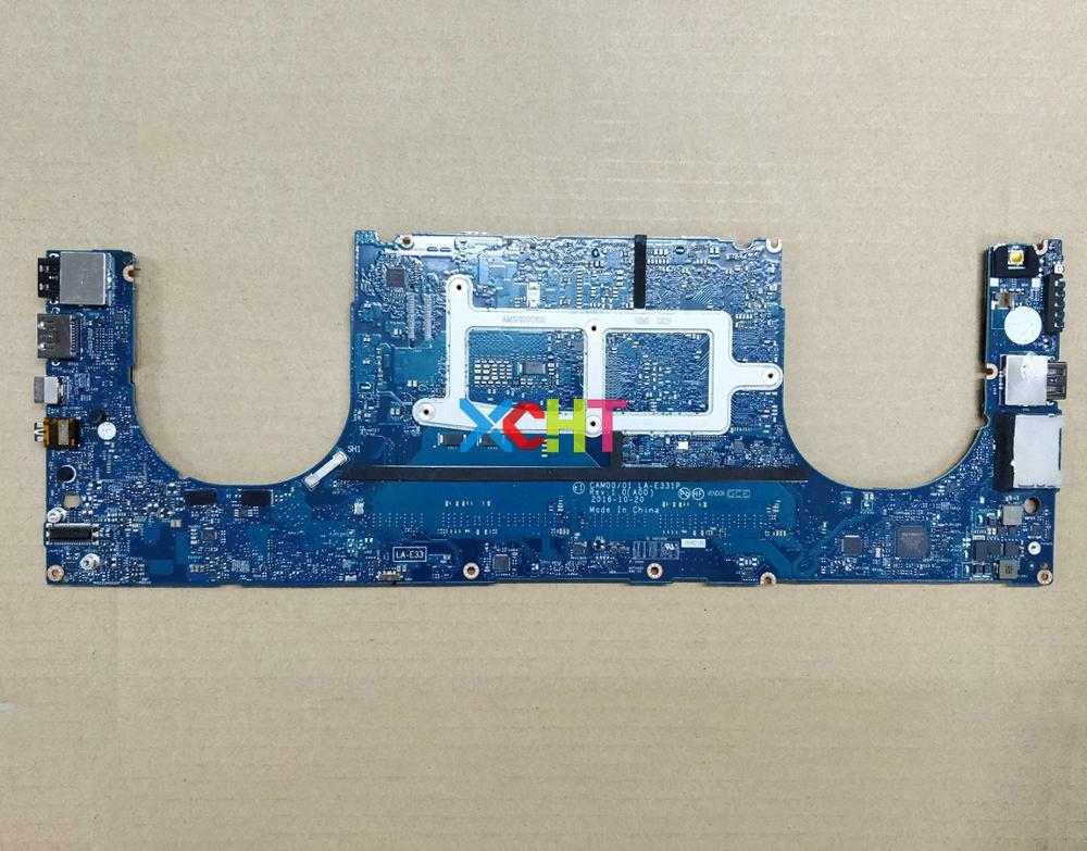 Image 2 - for Dell XPS 15 9560 YH90J 0YH90J CN 0YH90J w i7 7700HQ cpu w 1050/4GB GPU LA E331P Laptop Motherboard Mainboard Tested-in Laptop Motherboard from Computer & Office