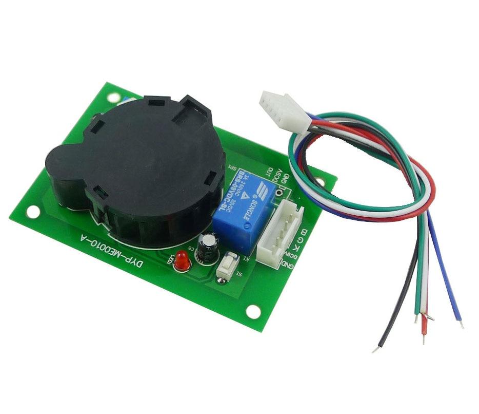 9V Smoke Sensor Module Detector W Relay Output 10PCS