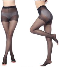 Summer Sexy Thin Open Toed Tights Cored Wire Women Stockings For Peep Toe Shoes Free Shipping