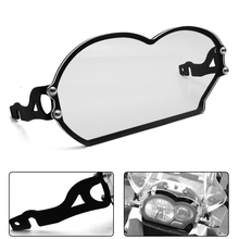 Motorcycle Headlight Lens Cover Guard Protector For BMW R1200GS R1200 GS oil cooled 2008 2009 2010 2011 2012
