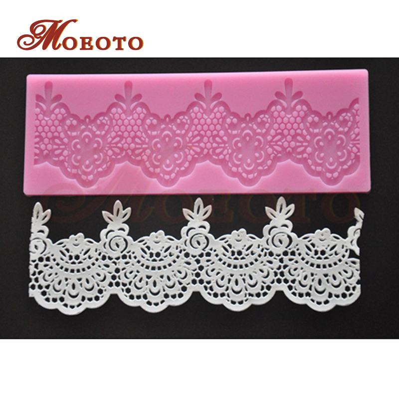 Cake Decorating Company Promo Code : Hot selling silicone lace decoration mould,fondant lace ...