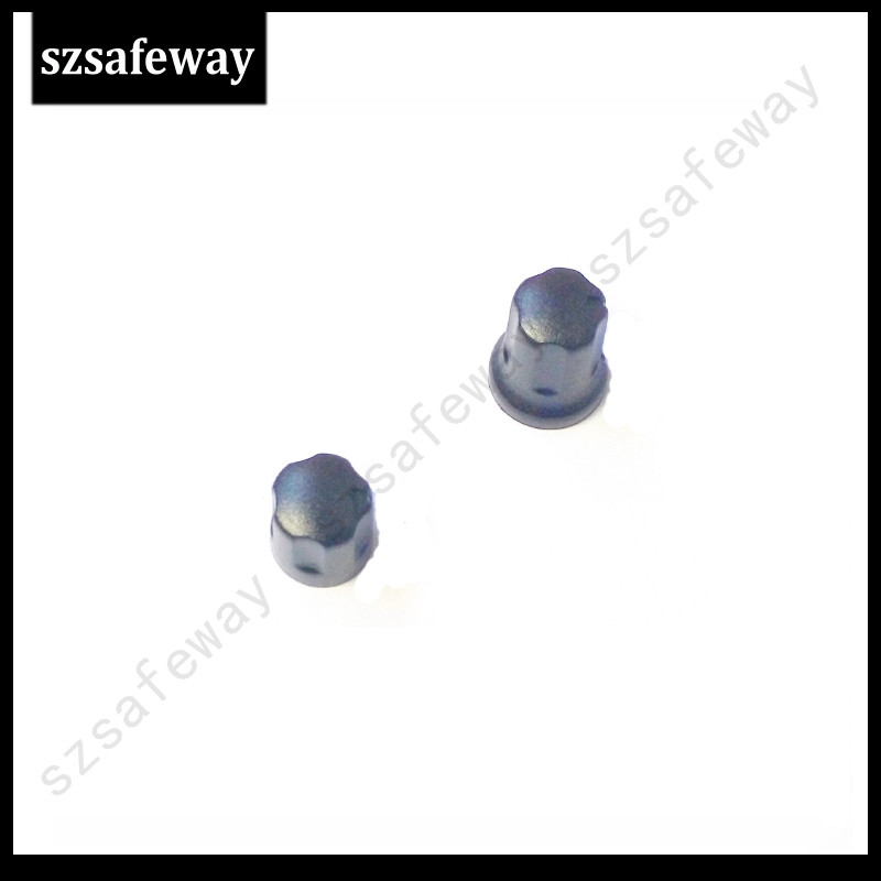 10 X Two Way Radio Volume Knobs And 10X Channel Knobs For Motorola Gp300 Two Way Radio Accessories