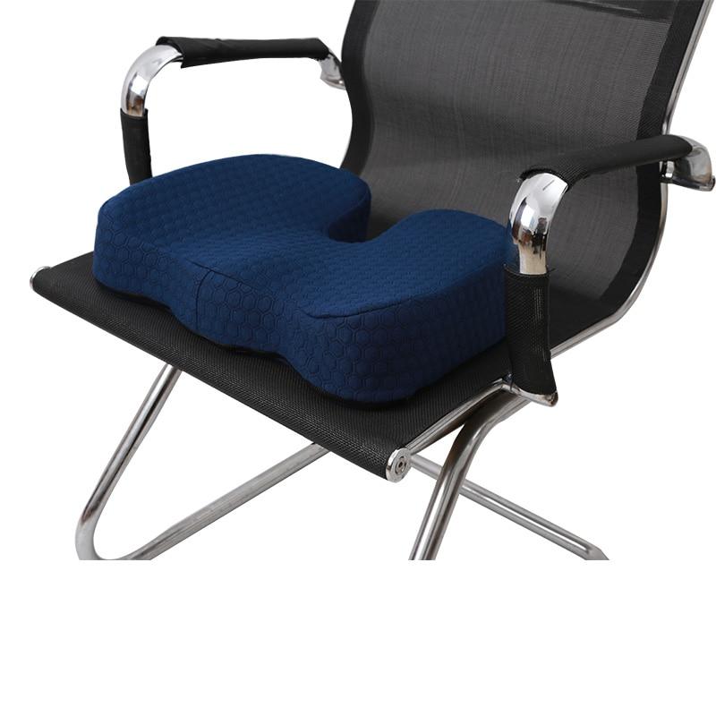 Ергономична хемороидна кола седалка - Домашен текстил - Снимка 3