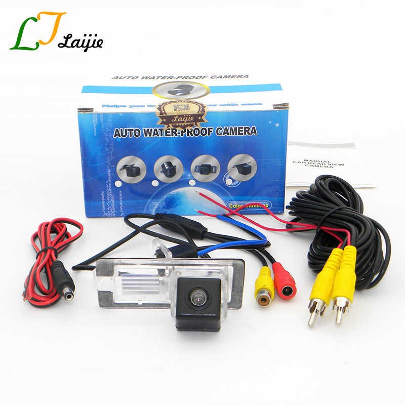 Laijie Car Rear View Camera For Renault Laguna 2 3 II III 2001 2015 HD CCD