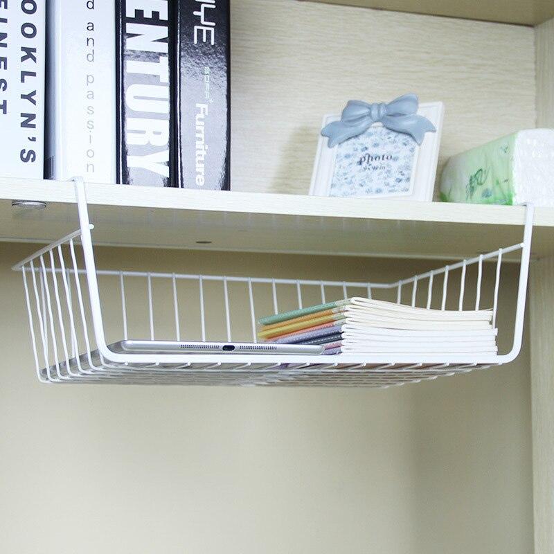 Aliexpress.com : Buy Under Shelf Basket Rack Durable