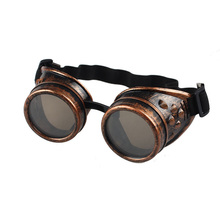 Sunglasses Vintage Style Steampunk Goggles Welding Punk Glasses Cosplay Freeshipping&Wholesale wholesale Brand Designer