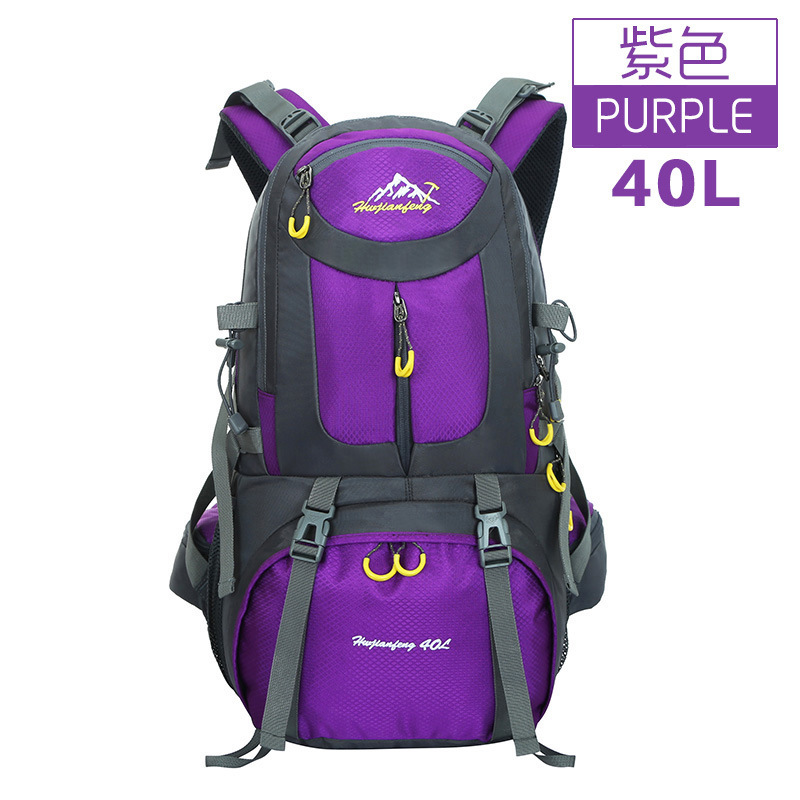 Mountain Backpack Camping Hiking Backpacks Professional Climbing Bags Outdoor Travel Bag professional climbing outdoor sport waterproof bags backpacks camping hiking traveling mountain bags backpacks 45l hot sale