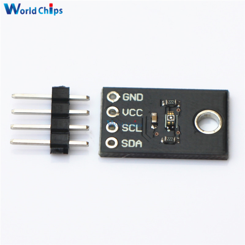 New I2C VEML6075 UVA UVB Light Sensor Module Solar Ultraviolet Light Intensity Sensor Detection Module With Serial PortNew I2C VEML6075 UVA UVB Light Sensor Module Solar Ultraviolet Light Intensity Sensor Detection Module With Serial Port