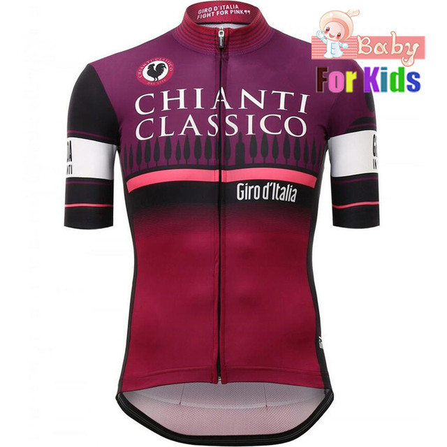 Kids 5 Colors Boys Italy Cycling Jersey Ropa De Camisa Ciclismo Girl Short  Sleeve Bike Clothing Sport Jerseys Cycling Clothing f8ffbc4a8