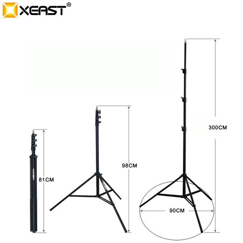 XEAST 300 CM/3 M Laser Level Stativ 1/4