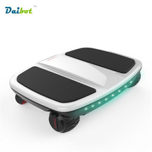 4 Wheels Self Balance Scooter Hoverboard Skateboard White mini electric scooter