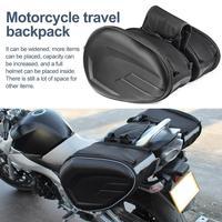 Motorcycle Box Saddle Bag Waterproof Moto Helmet Bags Saddlebags for motorcycle Racing Travel Large Capacity Locomotive Bag