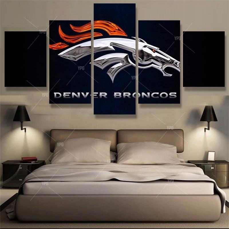 New 10 denver broncos wall decor decorating design of 19 best