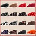 Venda quente Chapéus de Chef Cafe Restaurante Uniforme Garçom Cozinha Cozinhar Cap Boina Cap Trabalhando Home Hotel Chapéus para Mulheres Dos Homens