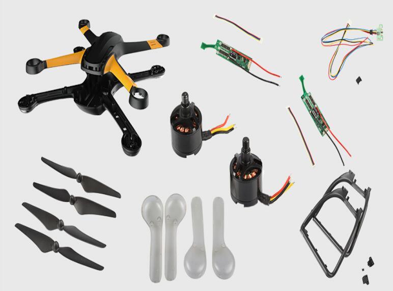 Hubsan X4 プロ H109S RC Quadcopter スペアパーツ H109S 62 脆弱性キット  グループ上の おもちゃ & ホビー からの パーツ & アクセサリー の中 1