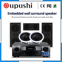 OUPUSHI 5.1 sound system Stereo speaker for home audio system
