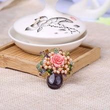 Fashion Korea Crystal Snowflake Brooch Corsage V Neck Cushion Small Needle Simple Needle Buckle Cardigan Accessories