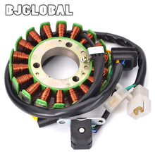 Motorcycle Stator Coils For Suzuki GN250 TU250 GN TU 250 Magneto Generator Moped Ignition Coil 32101-38302 Motorbike