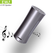EWA A115 Column Bluetooth Speaker Portable 6000mAH Battery Wireless TWS 5.0 Music HIFI Subwoofer