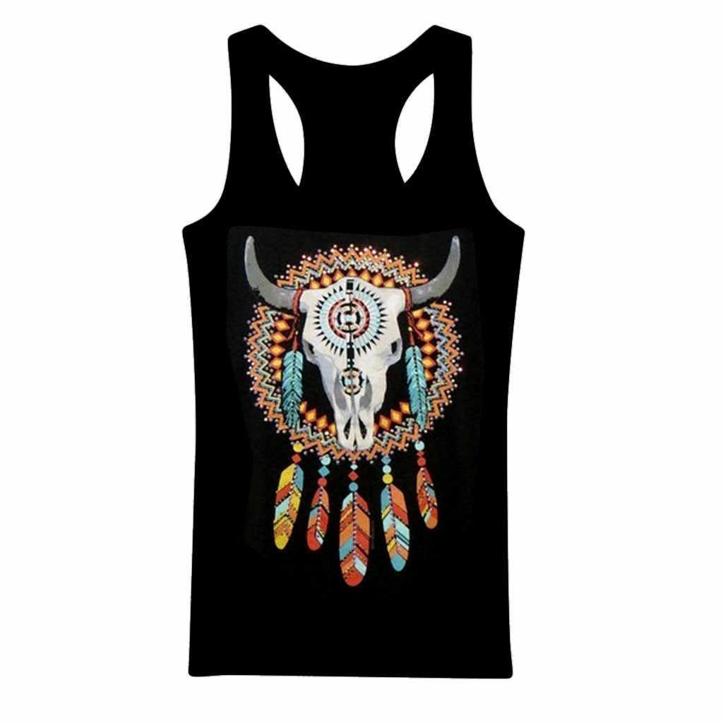 Блузки женские 2019 Zanzea Модные женские ковбойские перья Стразы племенная блузка западные blusas de inverno feminina