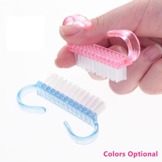 BlinkingNails Nail Dust Brush Glitter Brushes for the Gel Nail Brush ...