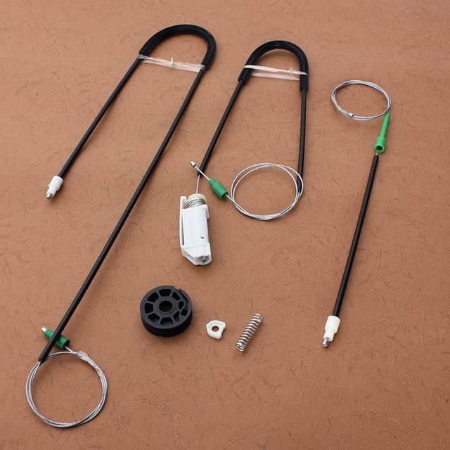 Kit de Reparação de porta traseira Janela Regulador Elétrico Da Janela Traseira Para Land Rover Freelander Mk