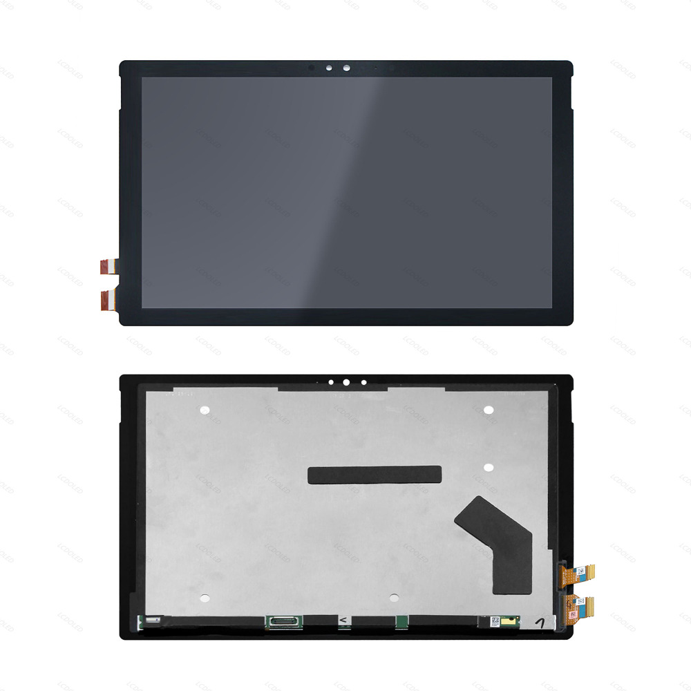 цена на 12.3'' LED LCD Display Panel Touch Screen Glass Digitizer Assembly Replacement for Microsoft Surface Pro 4 1724 LTN123YL01-001