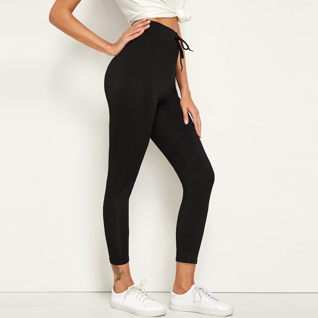 https://ae01.alicdn.com/kf/HTB1wj3qeSSD3KVjSZFKq6z10VXaM/2019-Spring-Summer-New-Women-Fashion-Solid-Color-Drawstring-Elastic-Soft-Leisure-Comfortable-Puls-size-Sport.jpg