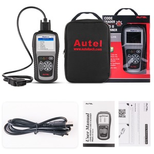 Image 5 - Autel escáner automático ML519 OBD2, herramienta de diagnóstico OBD 2, escáner de diagnóstico de coche Eobd Automotriz
