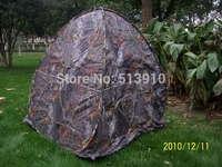 Top Quality Single Hide Camouflage watching bird/outdoor photography pop up hunting tent in promotion price with good quality